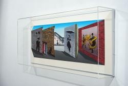 <strong>Patrick Hughes</strong> Banksy