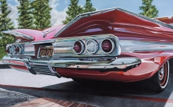 <strong>Cheryl Kelley</strong> Red Impala