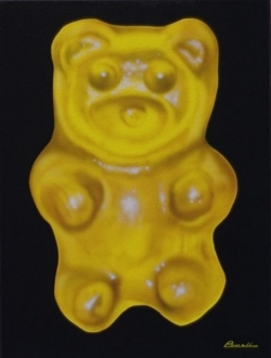 <strong>Peter and Madeline Powell</strong> Yellow Gummie