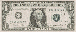 <strong>Robert Silvers</strong> One Dollar Bill