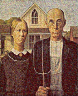 <strong>Robert Silvers</strong> American Gothic