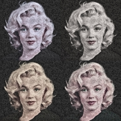 <strong>Robert Silvers</strong> Forever Marilyn Quad