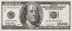 <strong>Robert Silvers</strong> 100 Dollar Bill