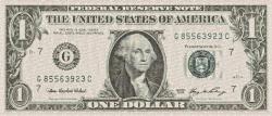 <strong>Robert Silvers</strong> One Dollar Bill