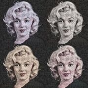 <strong>Robert Silvers</strong> Forever Marilyn (Quad)