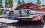 <strong>Cheryl Kelley</strong> Red Impala