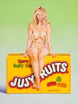 <strong>Mel Ramos</strong> Jujy Fruits Jujy Fruits Judy